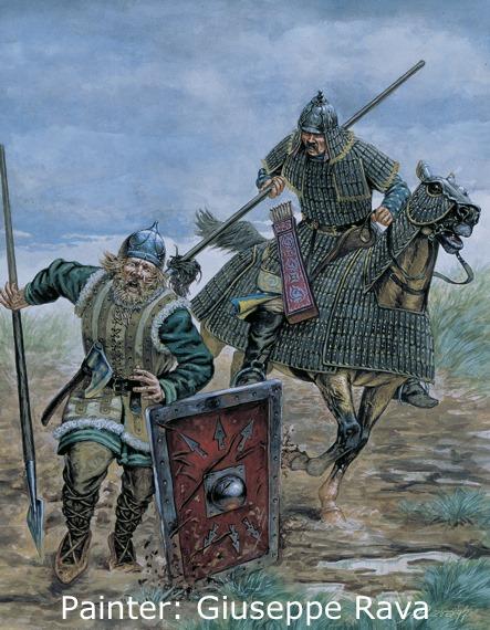 Merciless Mongol