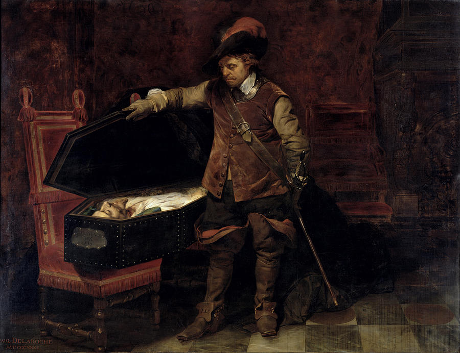 oliver-cromwell-opening-the-coffin-of-charles-i-hippolyte-delaroche