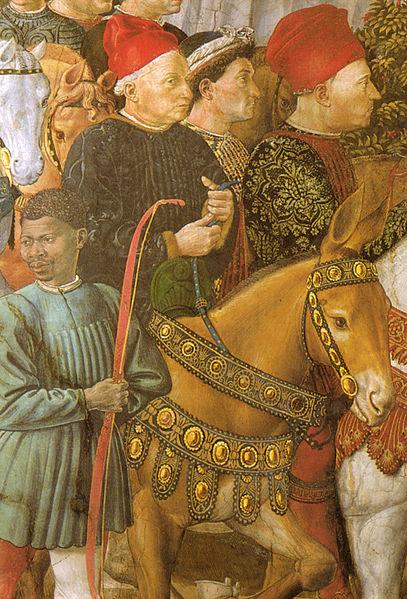 Benozzo_Gozzoli,_cappella_dei_magi,_Cosimo_de'_Medici_and_Carlo_de'_Medici