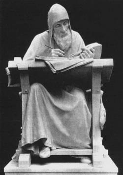 монах-летописец