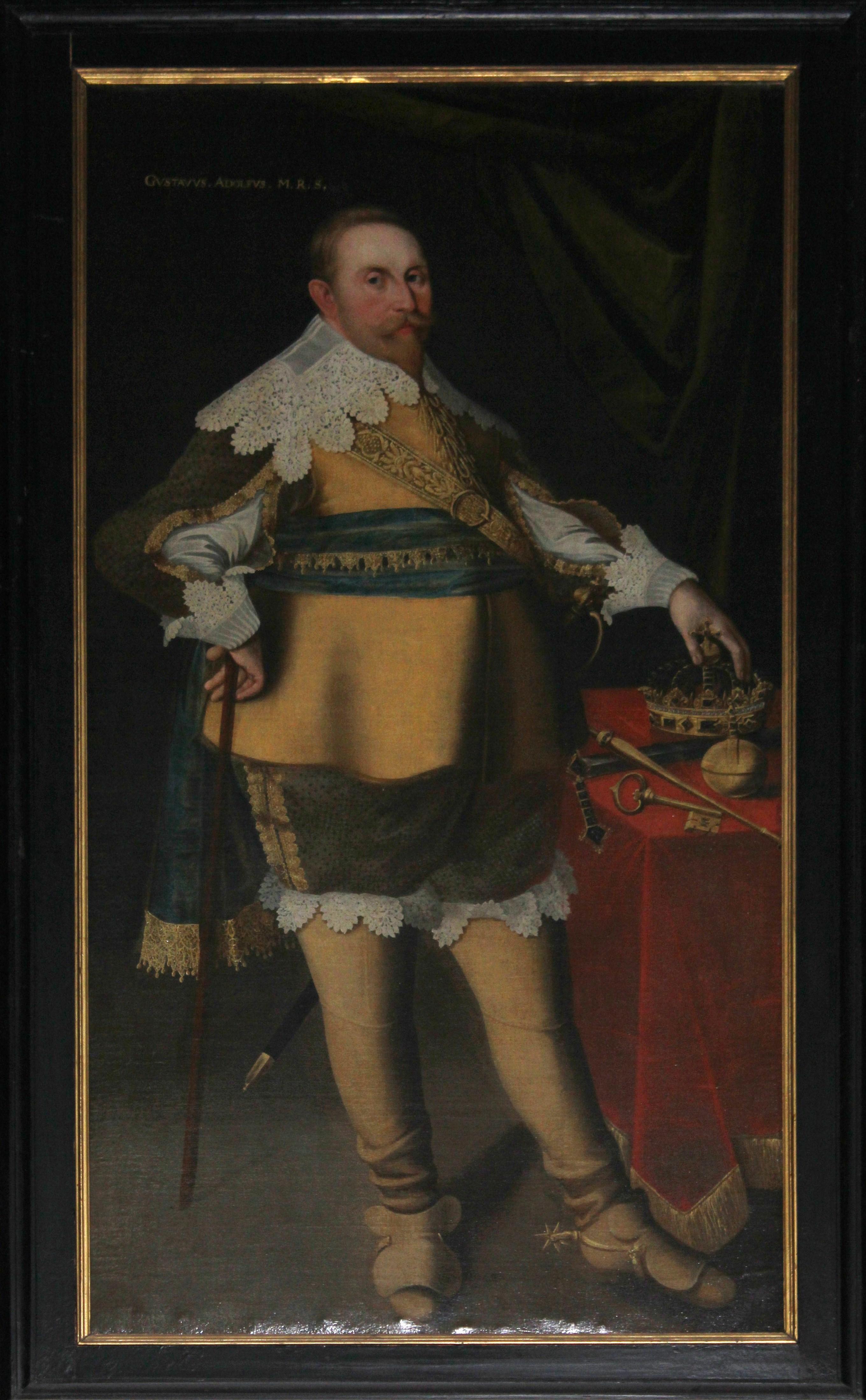 Kungsholms_kyrka,_Gustav_II_Adolf_(Jacob_Elbfass)
