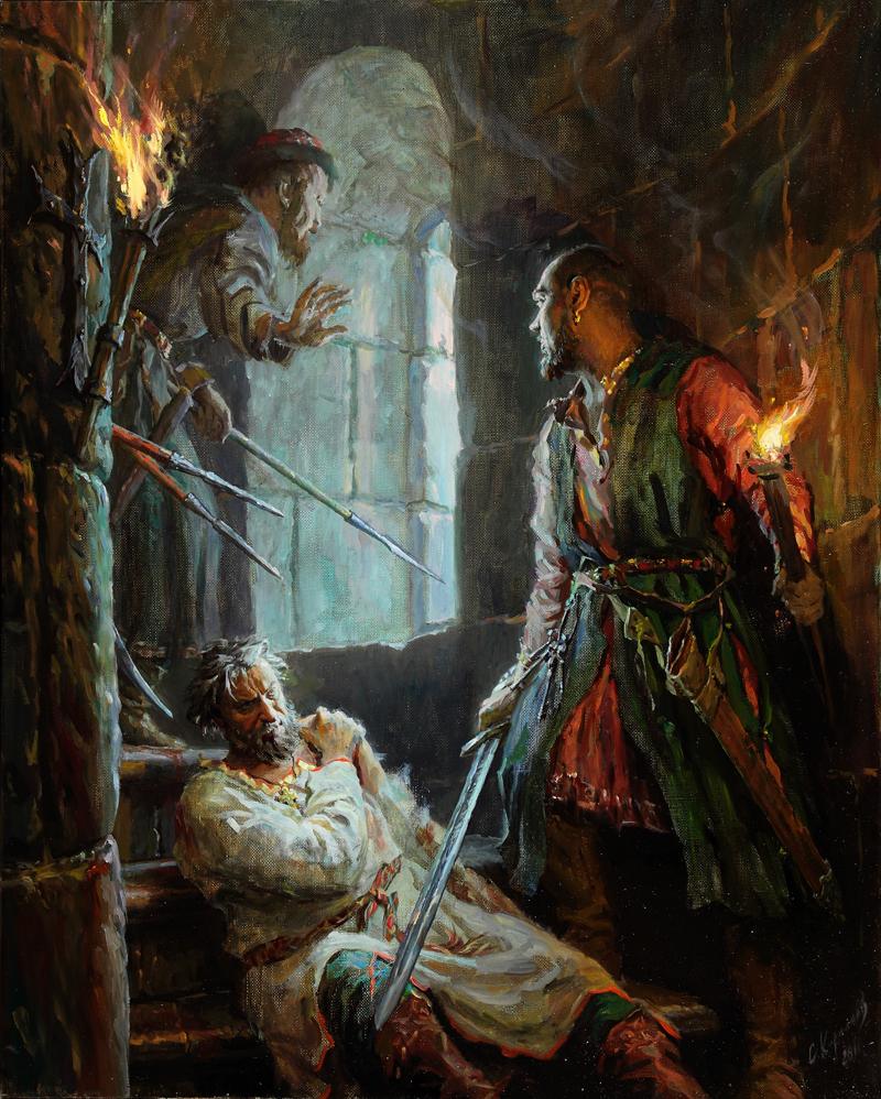 В год 6683 (1175). Убит был великий князь Андрей Суздальский, сын Юрия, внук 145