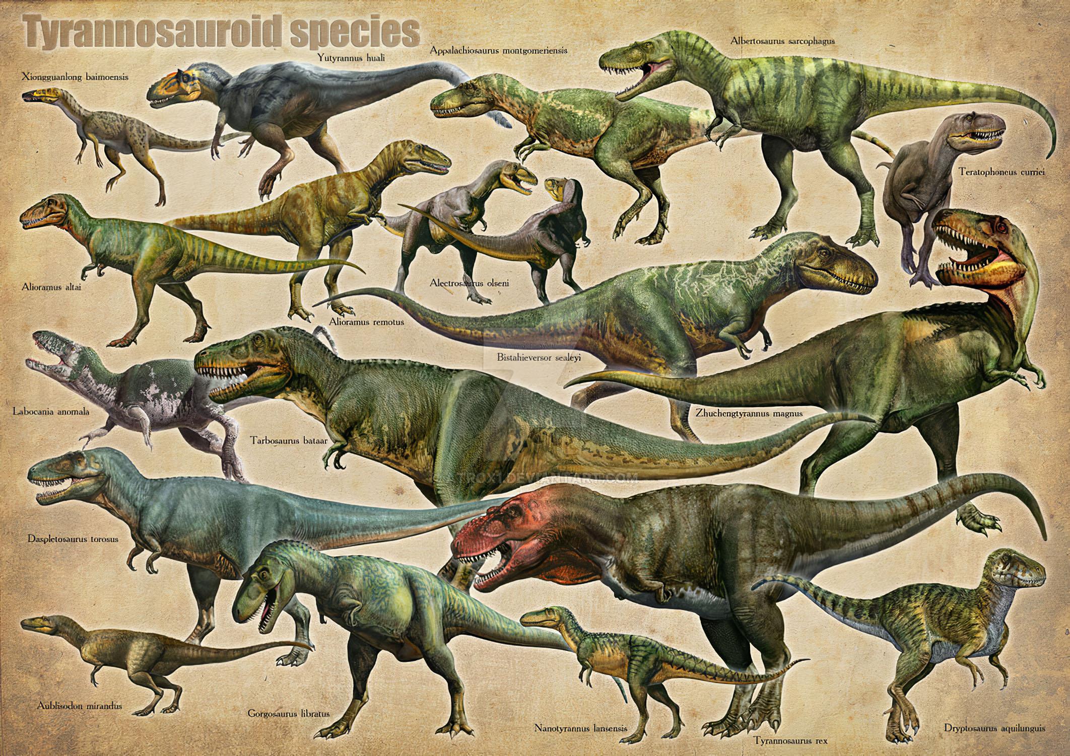tyrannosaurs_by_atrox1-gigapixel