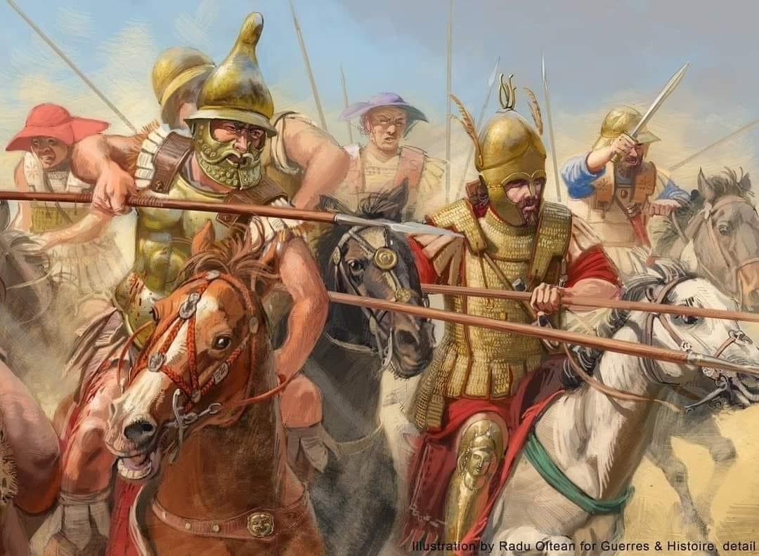 Македонская кавалерия от Radu Oltean