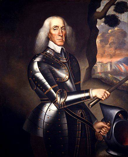 L. Schuneman (active 1651 - 1674) General Thomas Dalyell, Soldier in Russia and Commander-in-Chief in Scotland