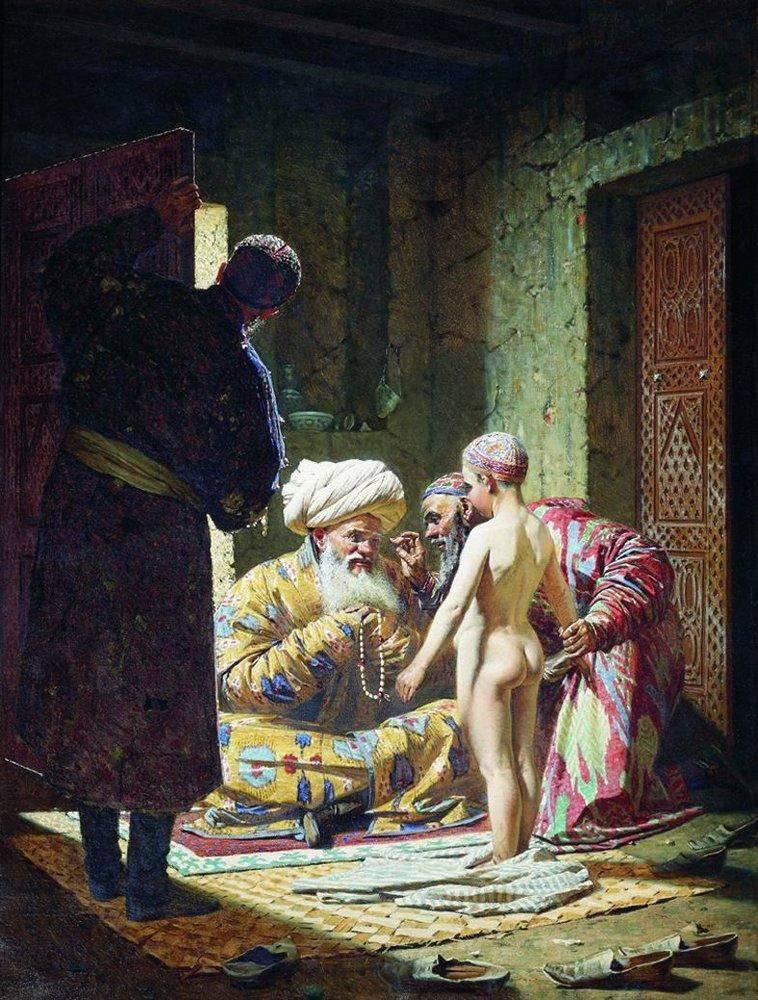 1389117153_vasiliy-vereschagin-1872.-prodazha_rebenka-nevolnika (1)