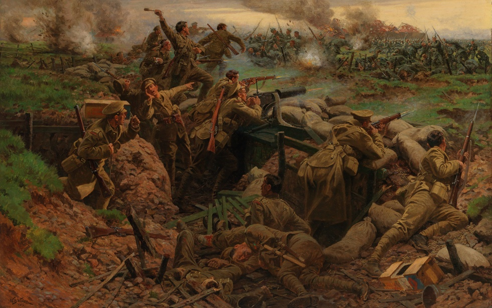 barnes-wollen-william_second-battle-of-ypres-oil-on-canvas_45x65in_0