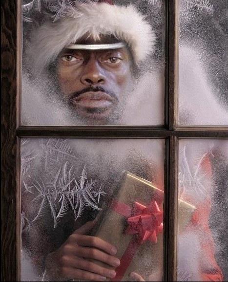 Санта, которого вы заслужили