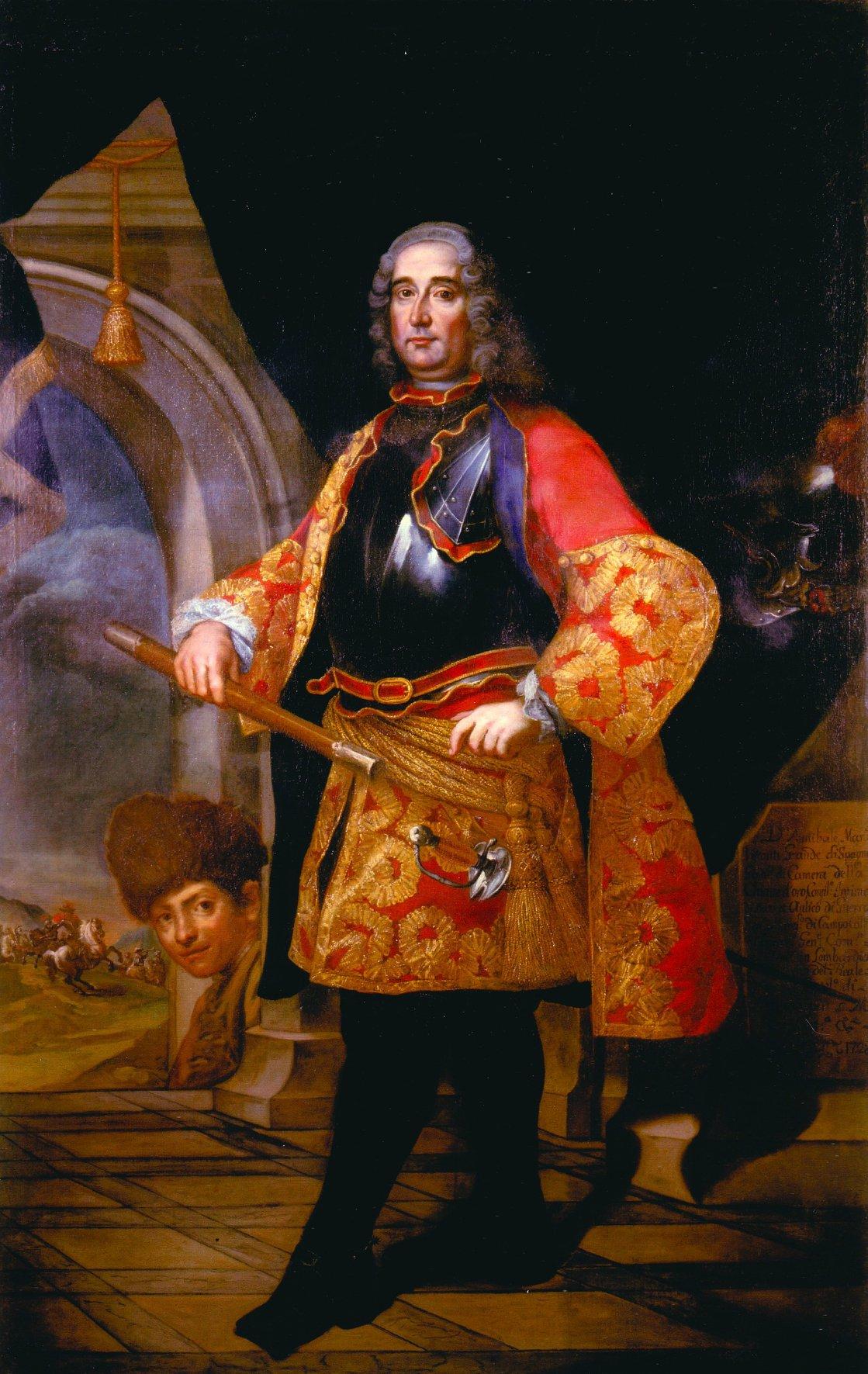 Аннибале Висконти, маркиз ди Боргоратто