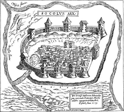 Fortress_Sokal_Belarus_1579