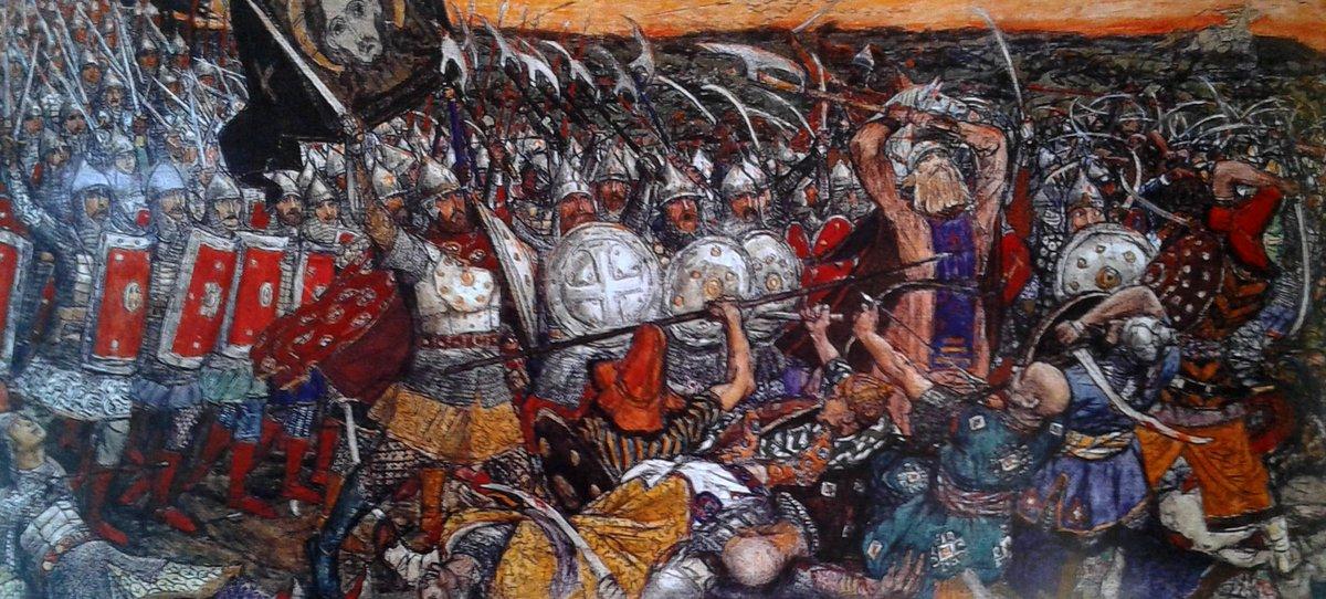 васнецов куликовская битва