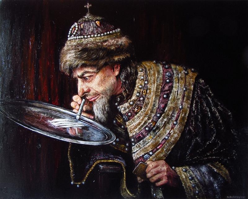 Навроцкий Игорь (Украина) Иван Грозный. 2017 г.