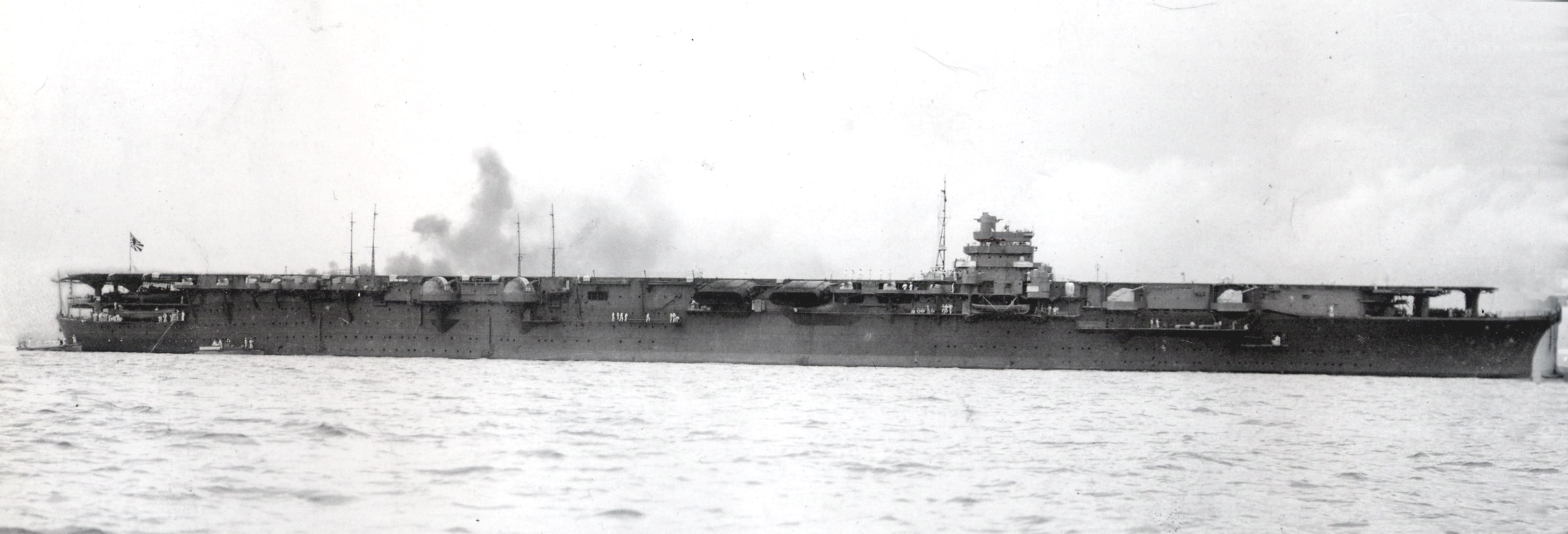 Japanese_aircraft_carrier_shokaku_1941