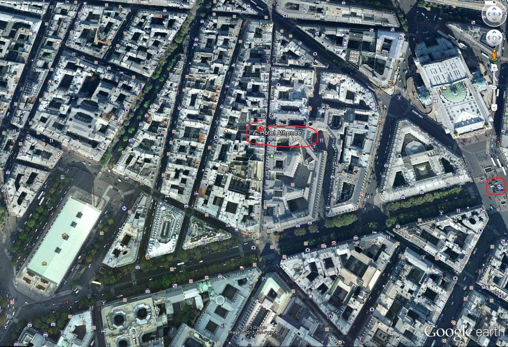 013-отель париж