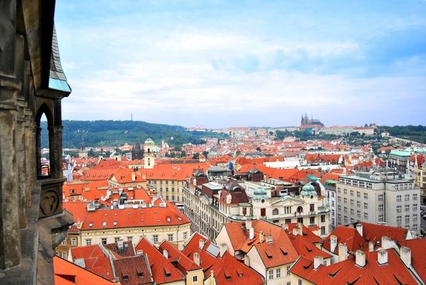 Прага 2012
