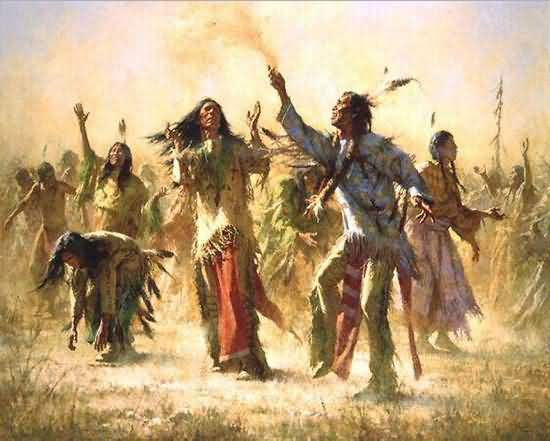 Howard-Terpning-Hope-Springs-Eternal-The-Ghost-Dance