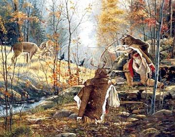 hunters_easternwoodlands