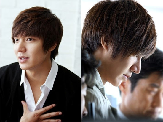 Lee Min Ho expresses regrets at the incomplete love in City Hunter