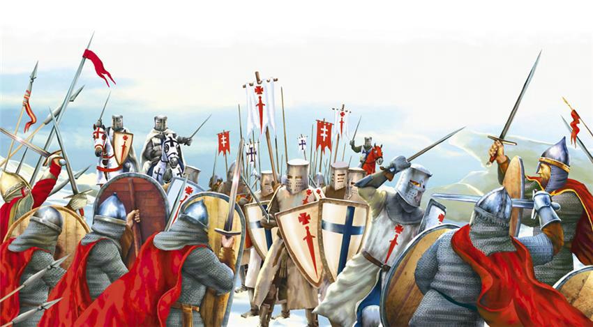 Битва началась утром 8(21) сентября поединком богатырей