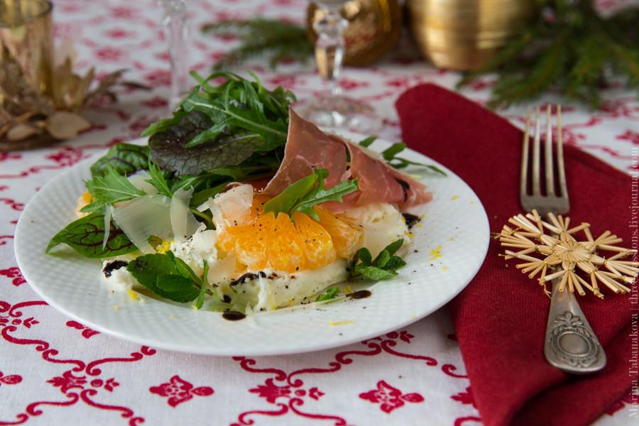 Джейми оливер рецепты салаты