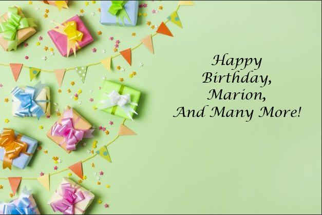 Happy Birthday mrua7 2021