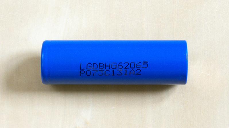 LG INR20650 HG6