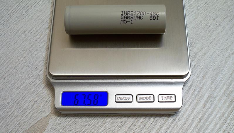 Samsung INR21700-48G