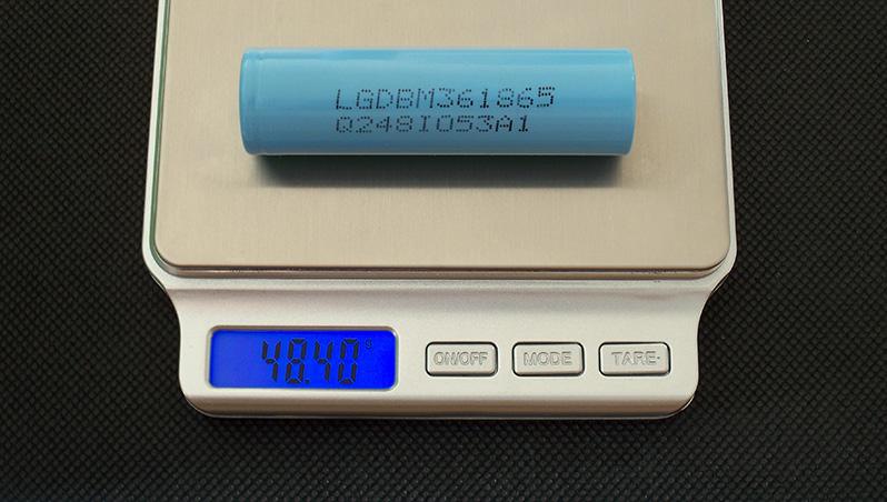 LG INR18650 M36T 3600mAh M36
