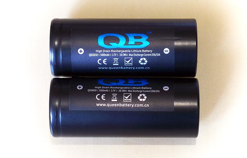 Queen Battery