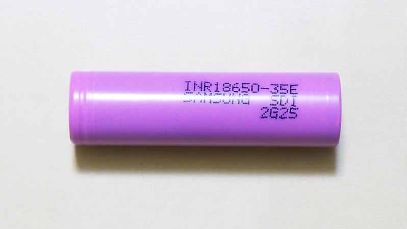 Samsung INR18650-35E 3500mAh