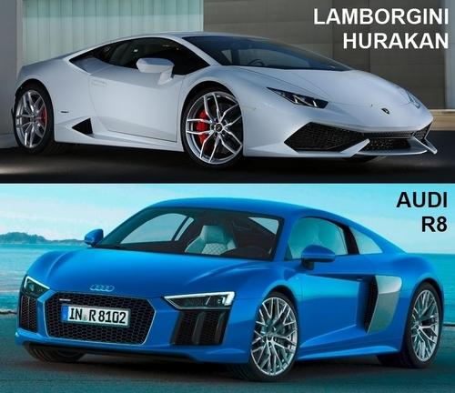 Audi-Lambo