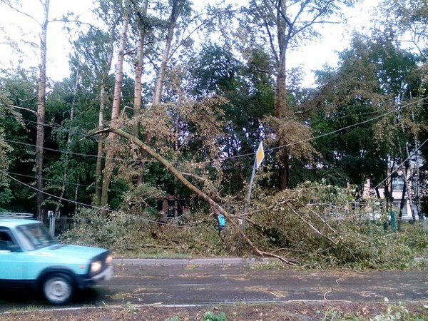 Агустовский ураган