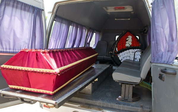 ритуальный авто 2