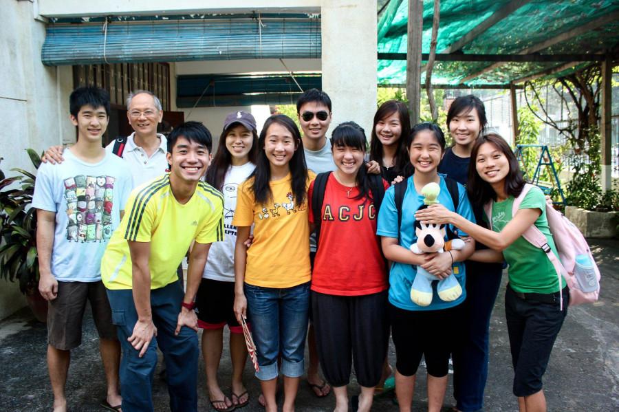 Takeo 2012 Group Photo