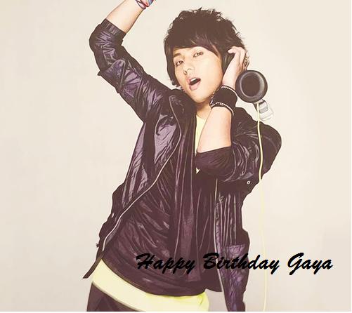 Happy Birthday Gaya