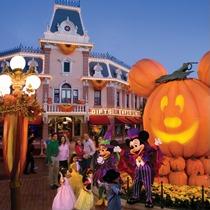 HALLOWEEN TIME, Disneyland Resort, Haunted Mansion Holiday