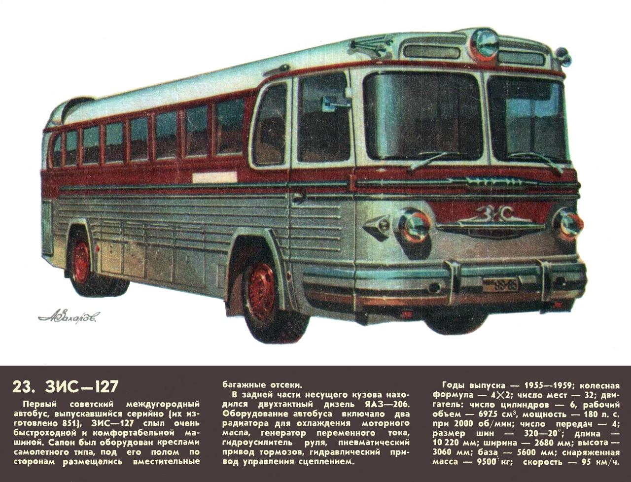 1955 ЗИС 127