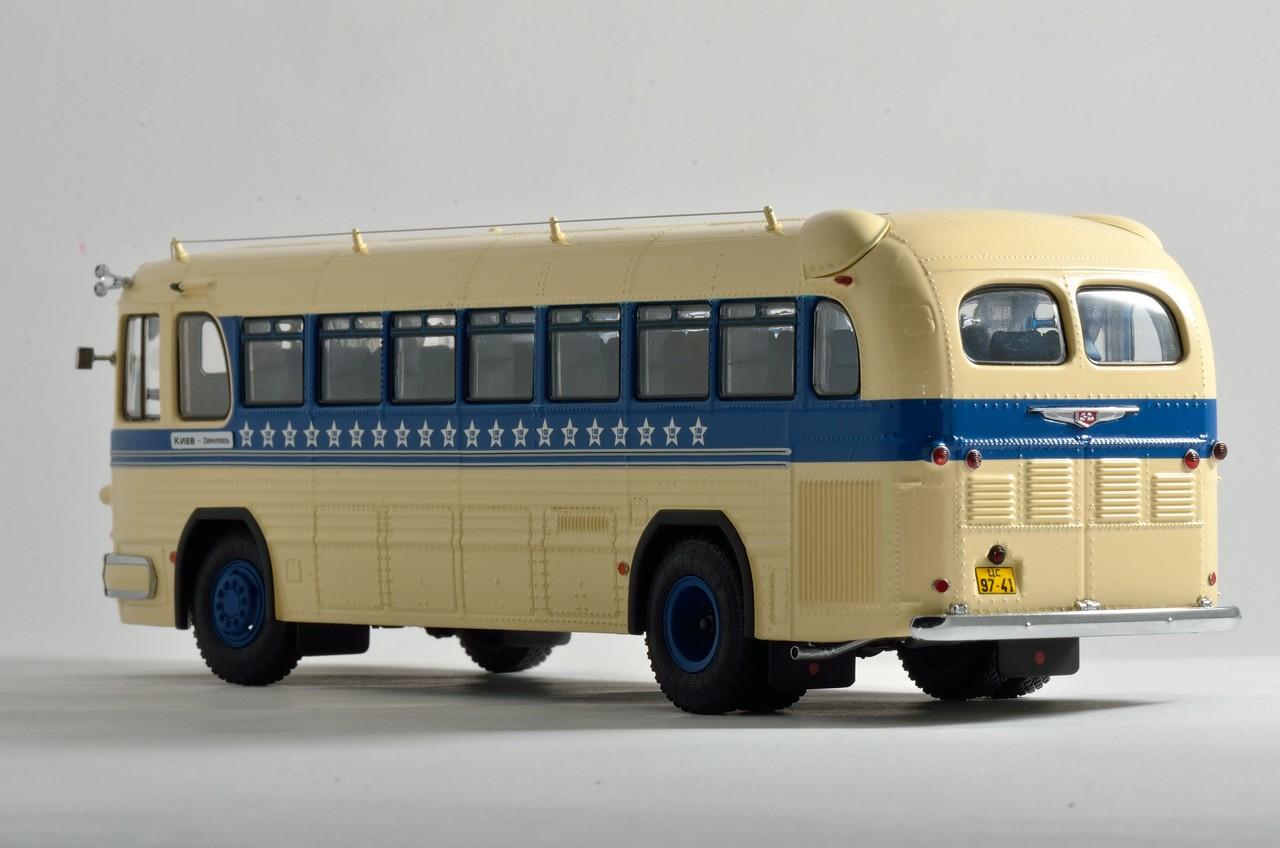 112702 ЗИС-127 маршрут «Симферополь-Киев» 15