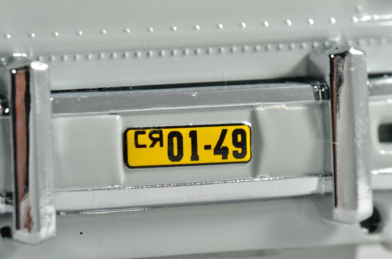 112704 ЗИС-127 маршрут «Ставрополь-Пятигорск» 26