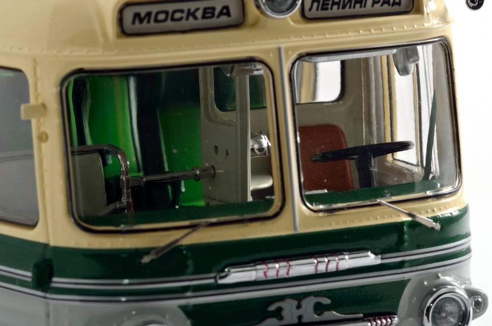 112701 ЗИС-127 маршрут «Москва-Ленинград» 21
