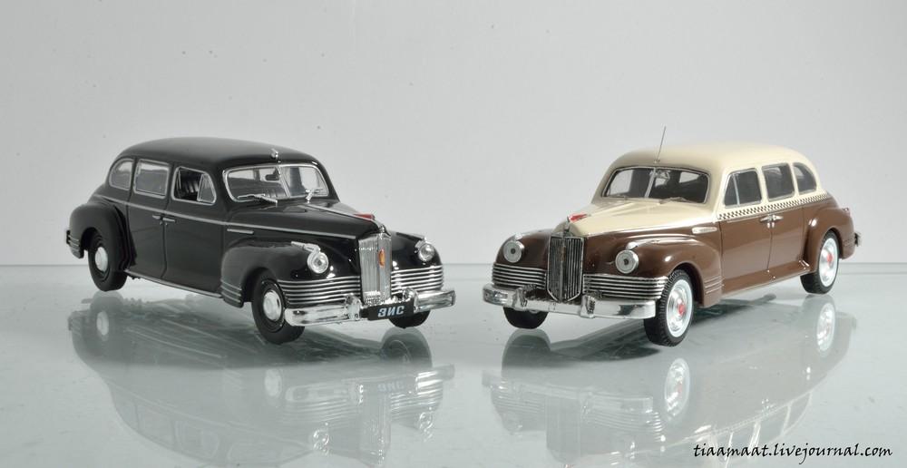 VVM ЗИС-110 Такси 13