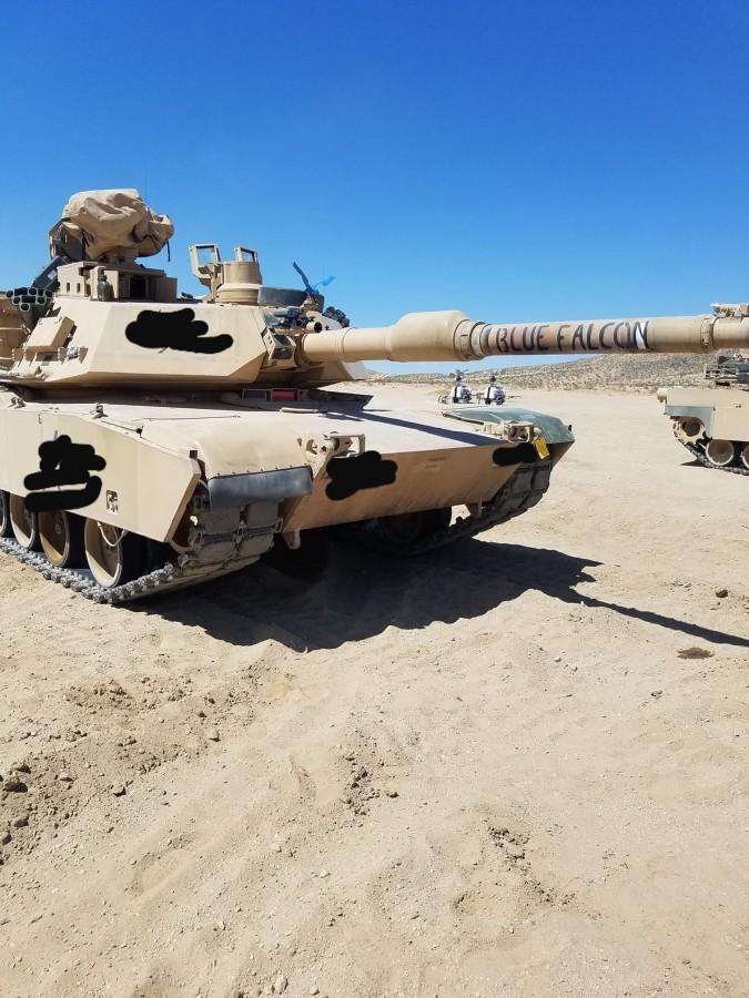Именные танки