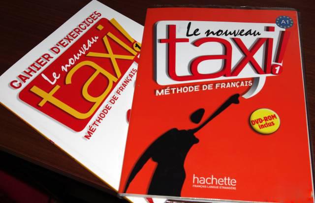 Учебник по гдз taxi французскому