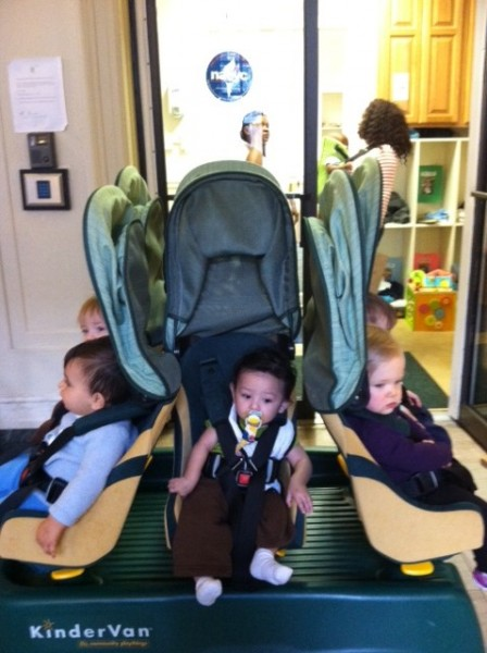 daycare buggy Sep 2013
