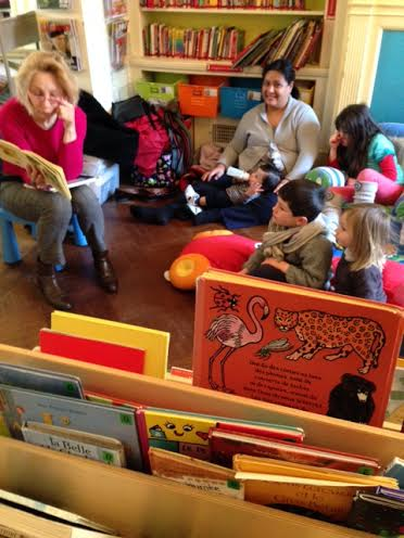 1 March 2014 story time