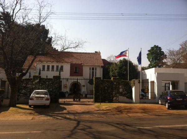 Philippine Embassy Pretoria
