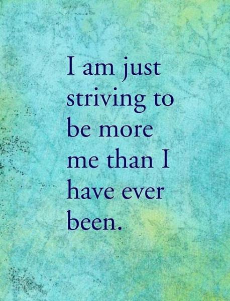 more me