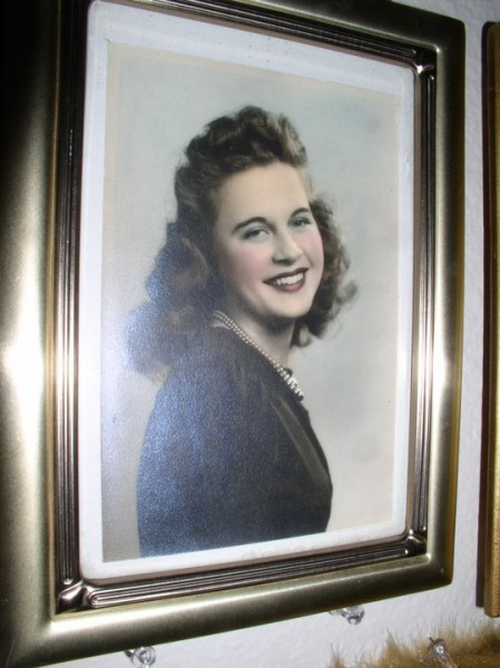 Grandma Hazel