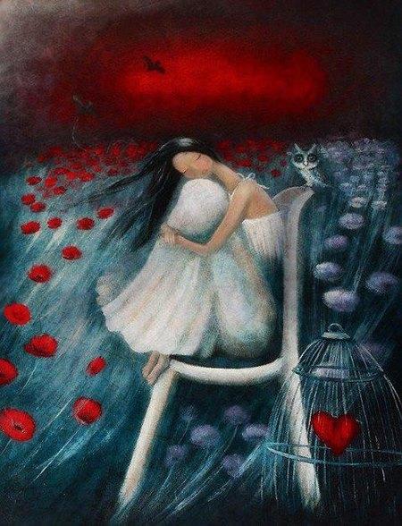 Athena of Hearts