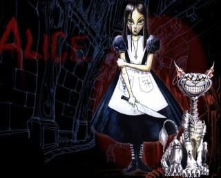 American McGee's - Alice in Wonderland
